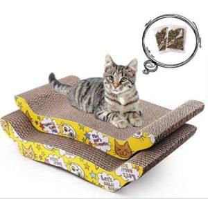 pack rascadores para gatos diván